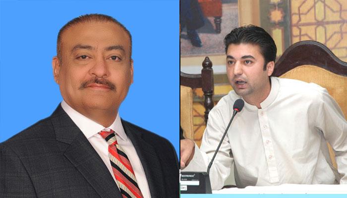پیپلز پارٹی کے عبدالقادر پٹیل کا وفاقی وزیر مراد سعید کو جواب