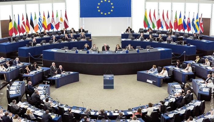 یورپین پارلیمنٹ میں مسئلہ کشمیر پر بحث
