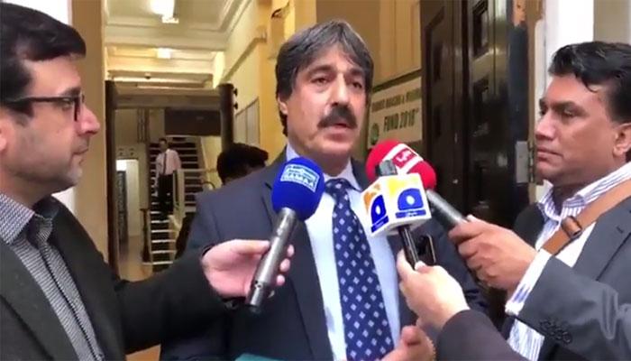 لندن: پاکستانی ہائی کمیشن کا ویڈیوز، آڈیوز کی تصدیق سے گریز