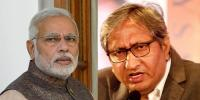 Indian Media Is Doing Spooning For Narendra Modi Ravish Kumar