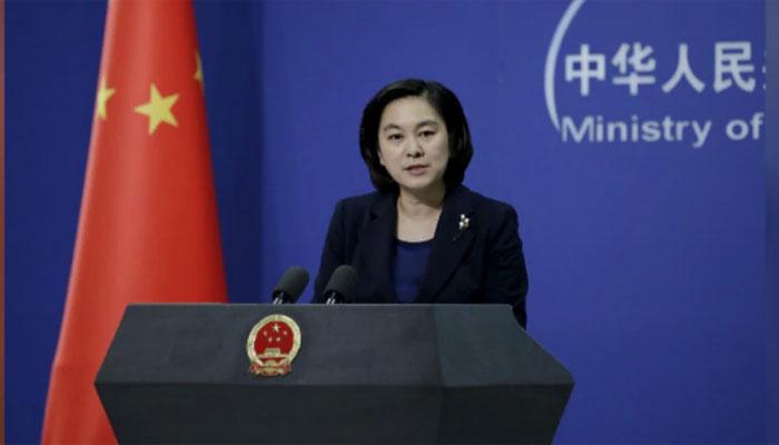 مسئلہ کشمیر، یو این چارٹر کے مطابق حل ہونا چاہیے، چین