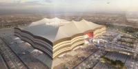 World Cup 2022 A Room With A View At Qatars Al Bayt Stadium