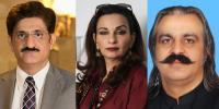 Npck Ali Ameen Sheery Rehman And Cm Sindh