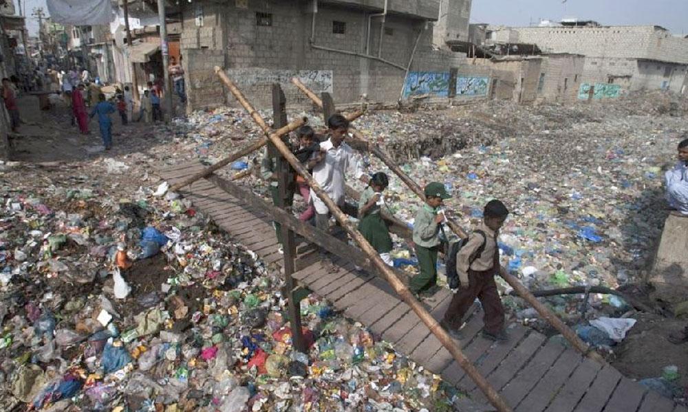 کراچی اور جاپان کے کچرے میں کیا فرق ہے ؟