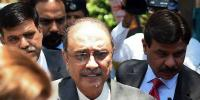 Asif Ali Zardari Talk To Media