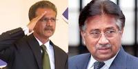 Mayor Discuss Issues Of Karachi With Former President Musharaf
