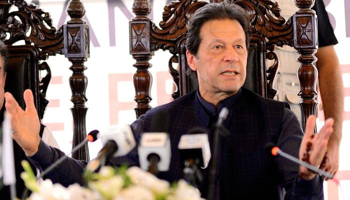 امریکا کی عمران خان کے مقبوضہ کشمیر پر بیان کی تعریف