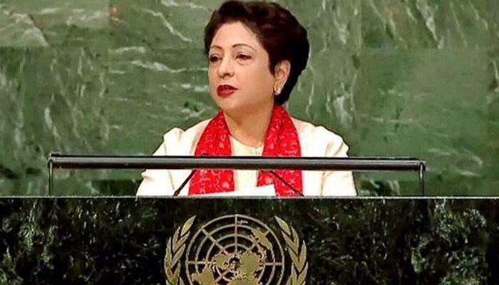 'ملیحہ لودھی' اقوام متحدہ میں پاکستان کی جرات مند آواز