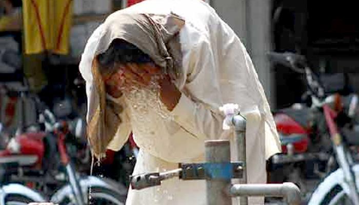 کراچی میں کل سے معتدل ہیٹ ویو کا امکان