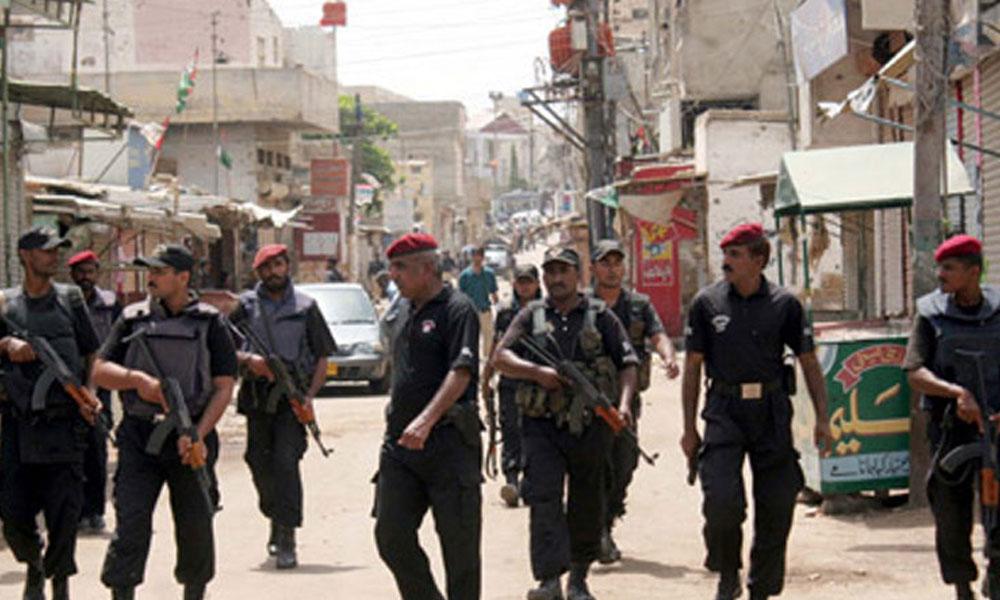 کراچی پولیس نے جعلی سیکیورٹی کمپنی پکڑلی