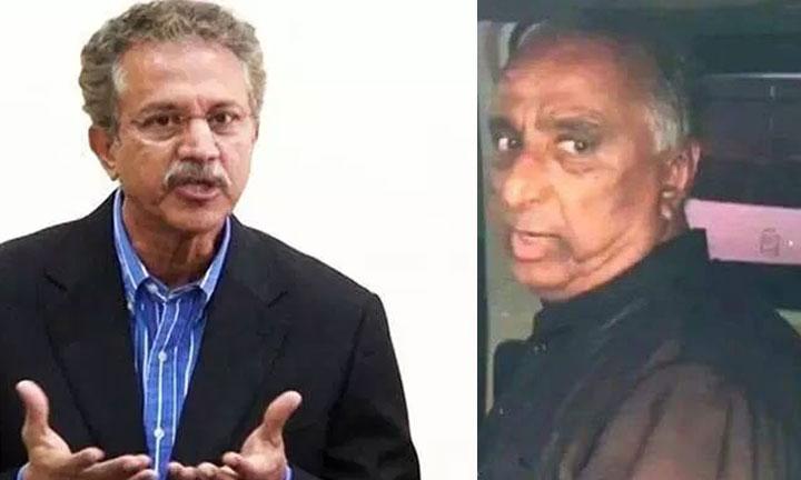 میئر کراچی کا لیاقت قائم خانی کی گرفتاری پر ردعمل