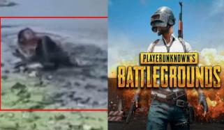Karnataka Teen Risks Life After Losing In Pubg Swims In A Drain Locals Demand Ban On Game