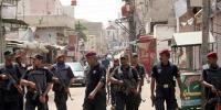 Karachi Police Raid