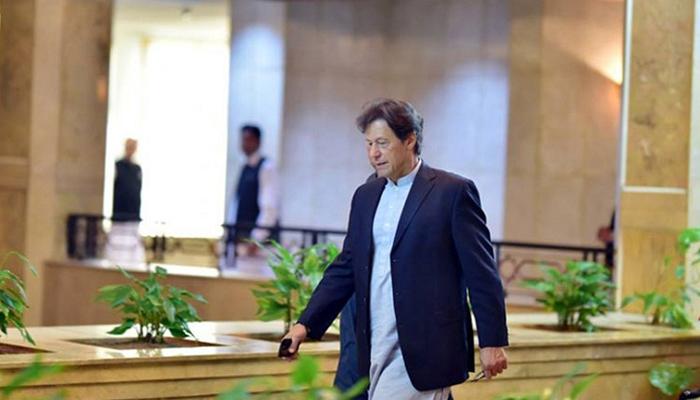 وزیراعظم عمران خان 7 روزہ دورے پر امریکا روانہ