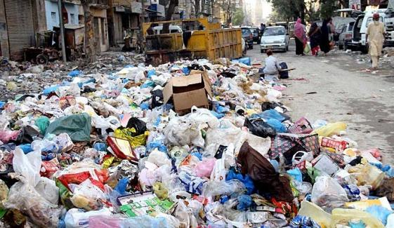 Garbage Thrower Will Be Arrested Cm Sindh