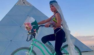 Ayesha Omar Represent Pakistan