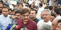 Cm Sindh And Mayor Karachi Visit City Together