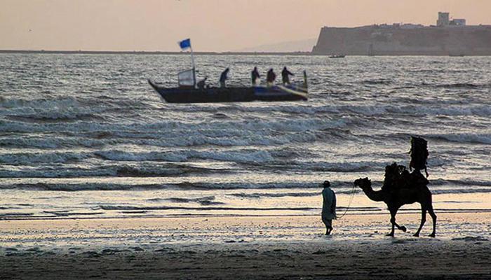 بحیرہ عرب میں ہوا کا کم دباؤ شدید ڈپریشن میں تبدیل