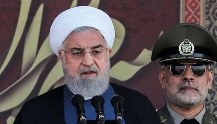 غیر ملکی فوج خلیج فارس سے دور رہے، حسن روحانی
