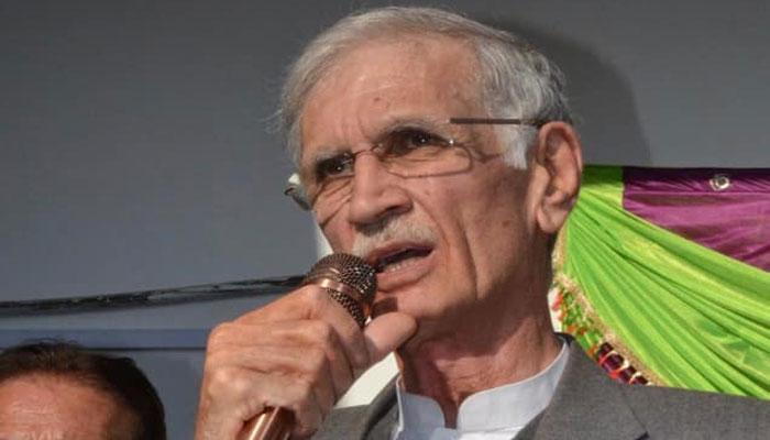پاکستان بہت جلد معاشی بحران سے نکلے گا، پرویز خٹک