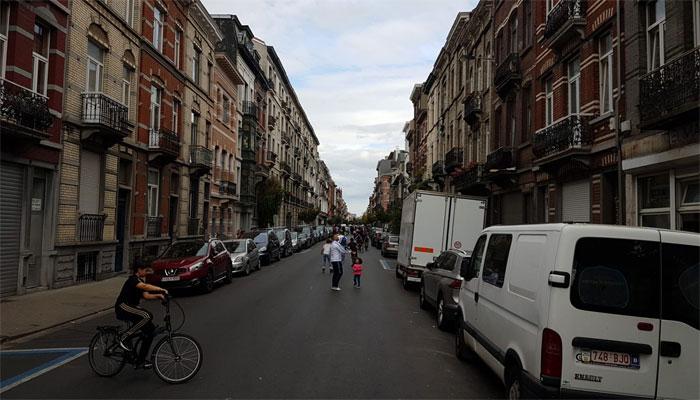 یورپ کے 13 شہروں میں کار فری سنڈے منایا گیا