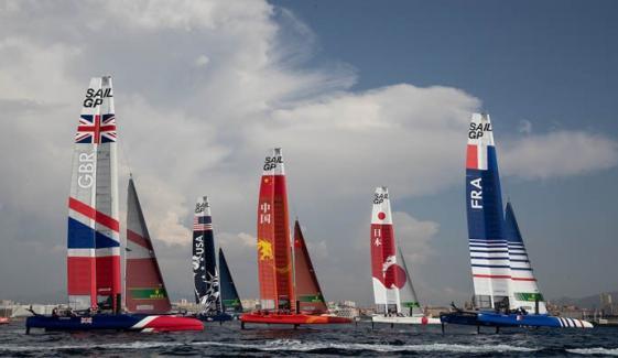 2019 Marseille Sailgp Championship
