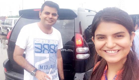 Nimritas Brother Refused To Register Case