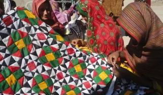 Rilli Is Cultural Asset Of Interior Sindh And Tharparkar