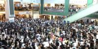 Hong Kong Anti Government Protesters Ransacked In Shopping Mall