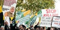 Houstons Atmosphere Echoed With The Slogan Go Modi Go