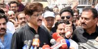 Chief Minister Sindh Says If Misery Can Subside We Are Ready For Arrest