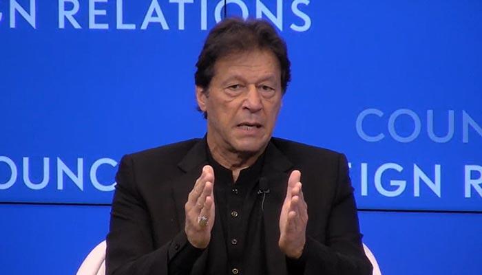 ماضی کے مقابلے میں طالبان اب زیادہ مظبوط ہیں ، عمرا ن خان