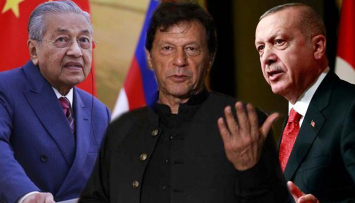 پاکستان، ترکی اور ملائیشیا کا انگریزی چینل بنانےکا فیصلہ