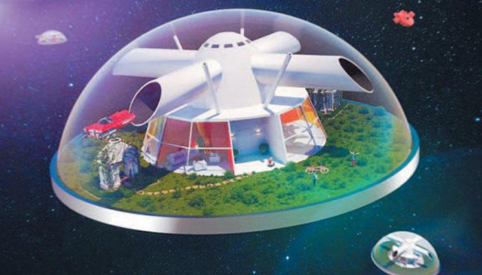 مستقبل کے گھروں کے ڈیزائن