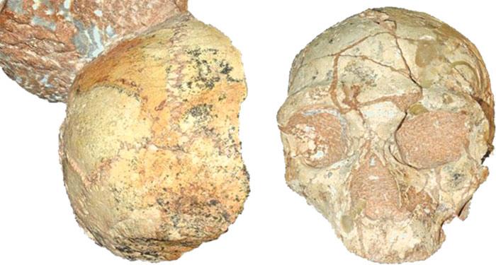 جدید انسان کے قدیم ترین آثار کی دریافت