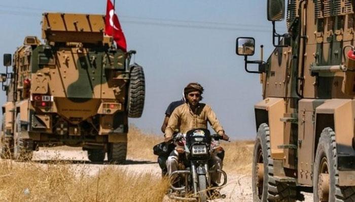 ترکی کا شامی کردوں کے خلاف آپریشن کا اعلان