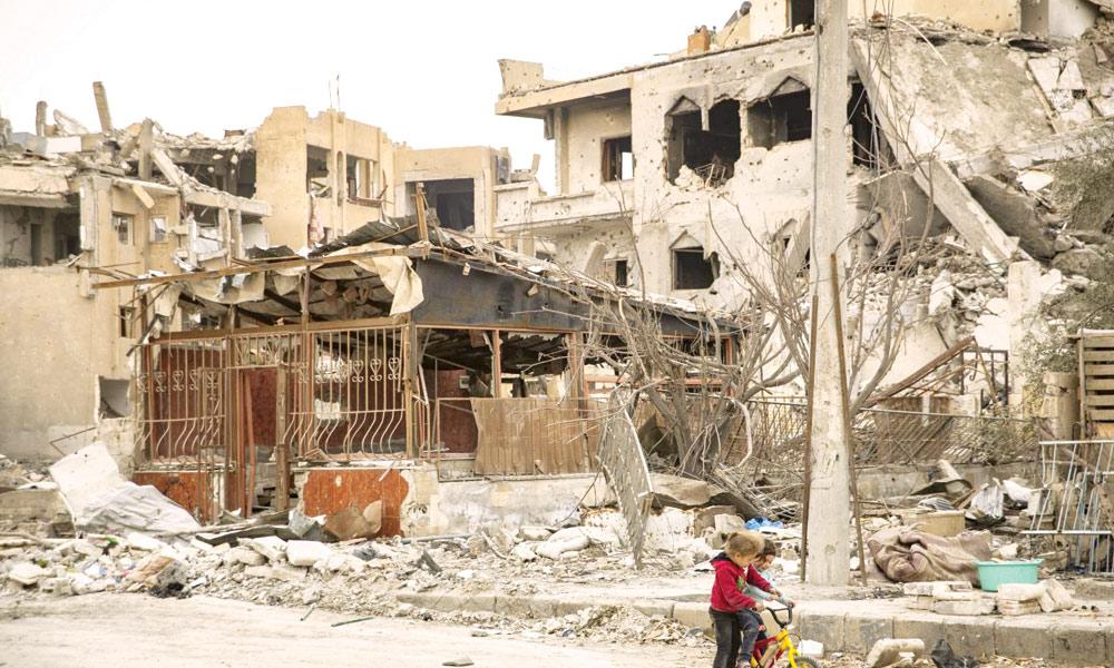 ترک افواج کی شام میں کارروائی پر امریکی رضا مندی
