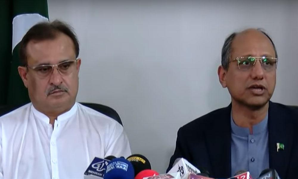 اعجاز جکھرانی کو چھاپا مار کر ہراساں کیا گیا، سعید غنی