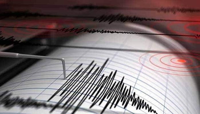 پشاور و گرد و نواح میں زلزلہ