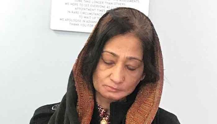 عمران فاروق کی بیوہ کے پولیس بیان میں اہم انکشافات