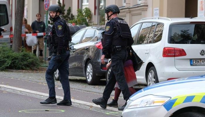 جرمنی: یہودیوں کی عبادت گاہ کے باہر فائرنگ، 2 افراد ہلاک