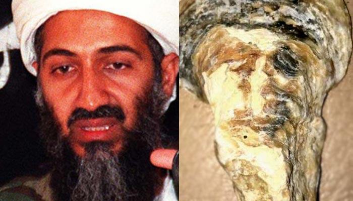 سمندر سے اسامہ بن لادن نکل آیا؟