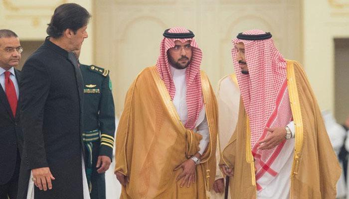 وزیراعظم کا دورہ چین کے فوری بعد سعودی عرب جانے کا امکان