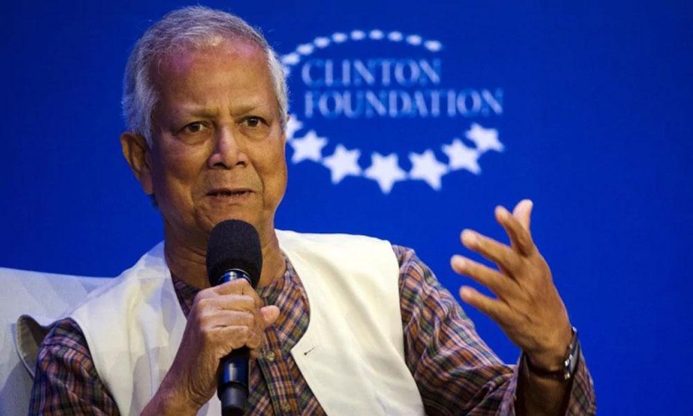 بنگلا دیش: نوبل انعام یافتہ ماہرِ معاشیات محمد یونس کے وارنٹ جاری