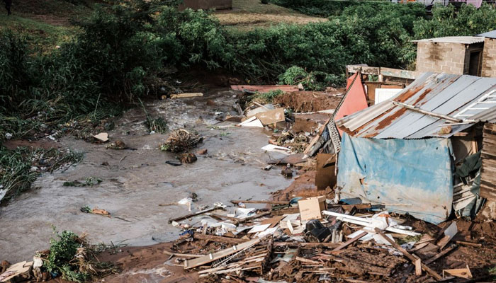کونگو : سیلاب نے تباہی مچادی، 6 افراد ہلاک