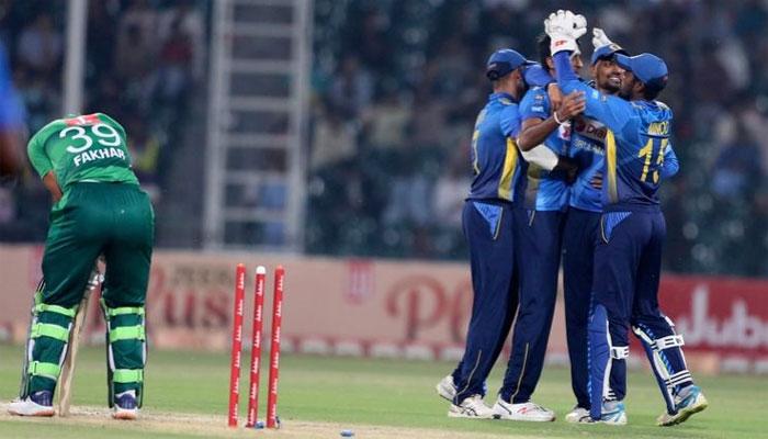 سری لنکن ٹیم کے دورہ پاکستان کا یادگار اختتام