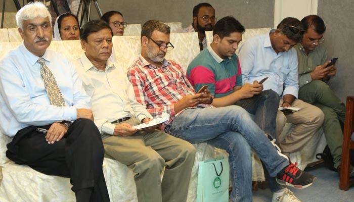 جناح اسپتال کراچی کا 54واں سالانہ میڈیکل سمپوزیم
