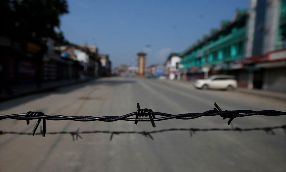 مقبوضہ کشمیر کو جیل بنے 70روز مکمل