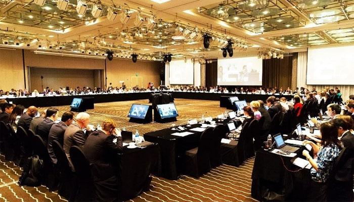 پیرس: ایف اےٹی ایف اجلاس شروع، پاکستانی وفد موجود