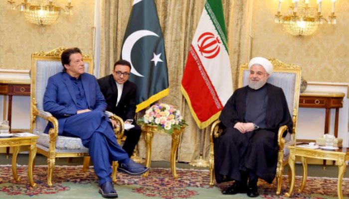 وزیراعظم کے دورہ تہران کا اعلامیہ جاری